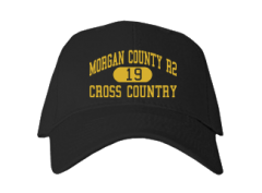 Men's Morgan County R2 Middle School Tigers Embroidered Baseball Caps