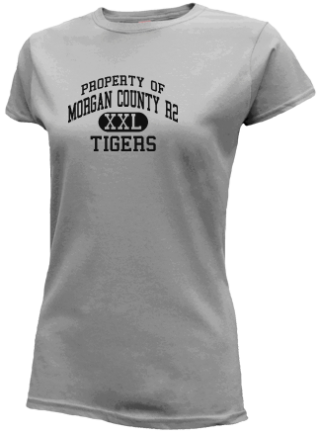 Junior Girls Tigers  Slimfit T-Shirts