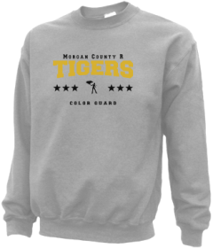 Women's Morgan County R2 Middle School Tigers  Sweatshirts