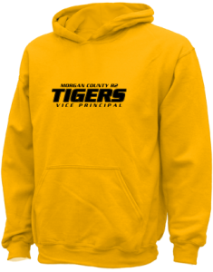 Kids Morgan County R2 Middle School Tigers Sweaters