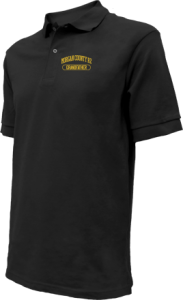 Men's Morgan County R2 Middle School Tigers Embroidered Polo Shirts