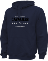 Men's Chillicothe High School Cavaliers Apparel