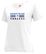 Women's Findlay High School Trojans Apparel