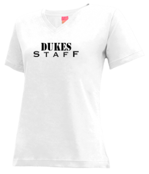 Women's York Community High School Dukes Apparel