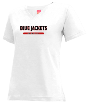 Women's Cambridge-isanti High School Blue Jackets Apparel