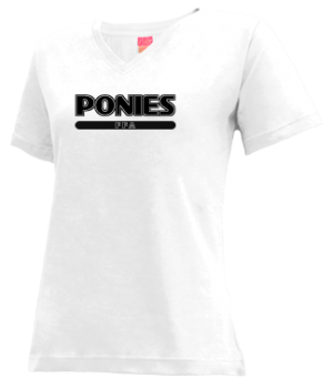 Women's Stillwater High School Ponies Apparel