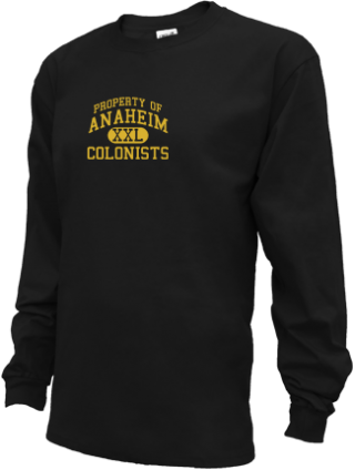 Kids Colonists Long Sleeve Youth Shirts