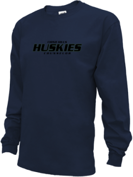 Kids Chino Hills High School Huskies Apparel