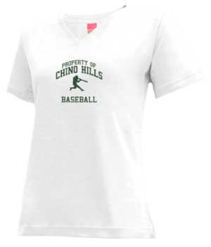 Women's Chino Hills High School Huskies Apparel