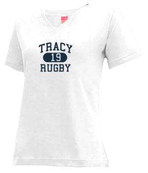 Women's Tracy High School Saints Apparel