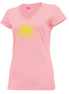 Junior Girls Edison High School Vikings Apparel
