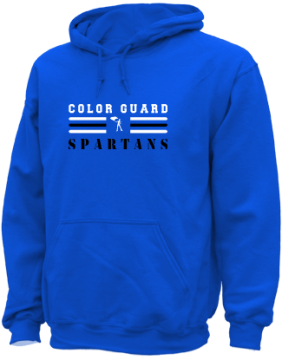 Men's Hogan High School Spartans Apparel