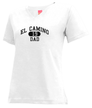 Women's El Camino High School Eagles Apparel