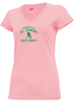 Junior Girls El Camino High School Eagles Apparel