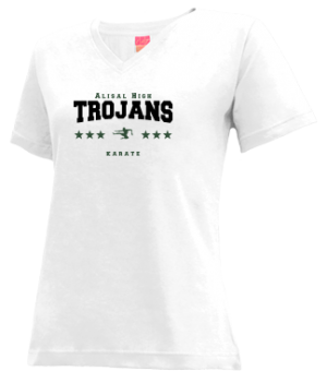 Women's Alisal High School Trojans Apparel