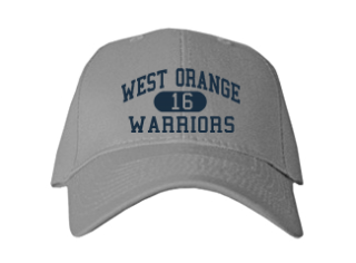 Warriors Embroidered Baseball Caps