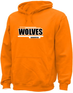 Men's Woodland High School Wolves Apparel