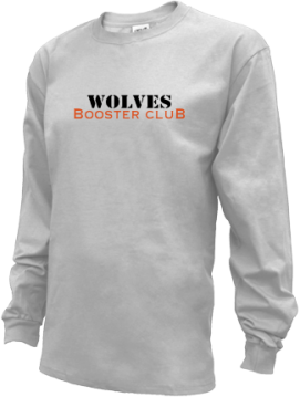 Kids Woodland High School Wolves Apparel