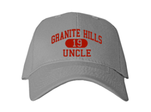 Granite Hills High School Grizzlies Apparel