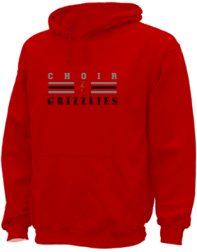 Men's Granite Hills High School Grizzlies Apparel