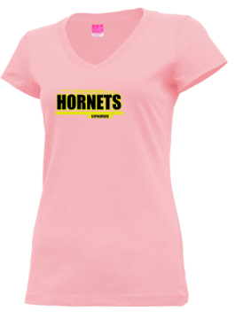 Junior Girls Enterprise High School Hornets Apparel