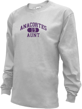 Kids Anacortes High School Seahawks Apparel