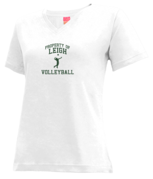Women's Leigh High School Longhorns Apparel