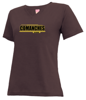 Women's Canyon High School Comanches Apparel