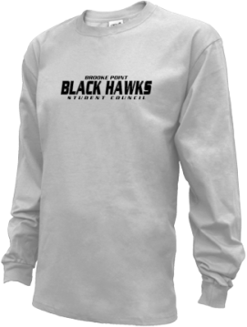 Kids Brooke Point High School Black Hawks Apparel