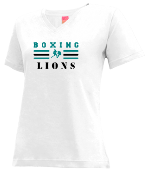 Women's Columbia High School Lions Apparel
