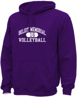 Men's Beloit Memorial High School Purple Knights Apparel