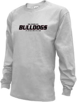 Kids Okanogan High School Bulldogs Apparel