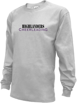 Kids Piedmont High School Highlanders Apparel