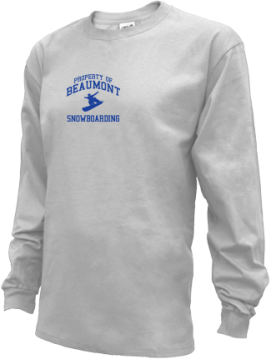 Kids Beaumont High School Cougars Apparel