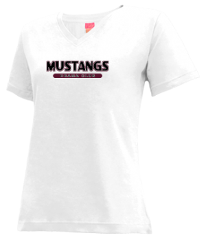 Women's Unity High School Mustangs Apparel