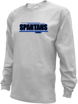 Kids Sparta High School Spartans Apparel