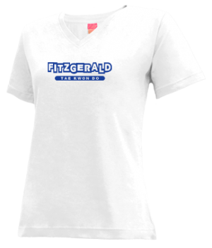 Women's Fitzgerald High School Spartans Apparel