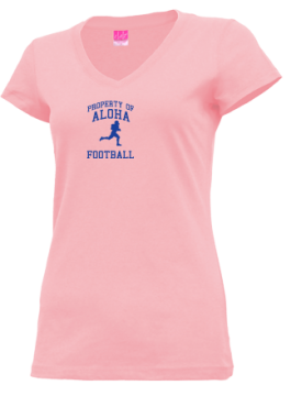 Junior Girls Aloha High School Warriors Apparel