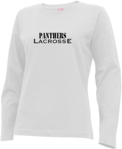 Women's Antioch High School Panthers Long Sleeve T-shirts