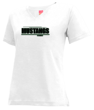 Women's Capuchino High School Mustangs Apparel