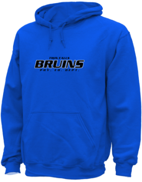 Men's Twin Falls High School Bruins Apparel