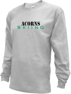 Kids Live Oak High School Acorns Apparel