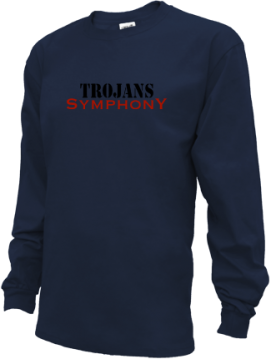 Kids Bridgewater/raynham Regional High School Trojans Apparel
