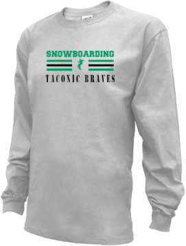 Kids Taconic High School Taconic Braves Apparel