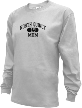 Kids North Quincy High School Red Raiders Apparel