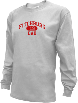 Kids Fitchburg High School Red Raiders Apparel