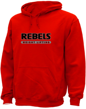 Men's Pineville High School Rebels Apparel