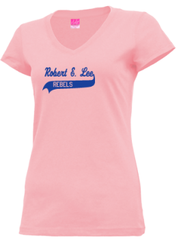 Junior Girls Robert E. Lee High School Rebels Apparel