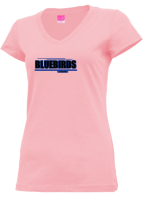 Junior Girls Highlands High School Bluebirds Apparel