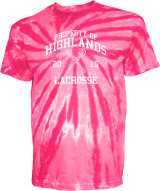 Kids Highlands High School Bluebirds Apparel
